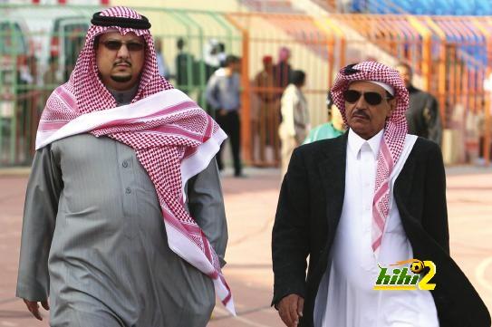 فهد المشيقح و فيصل بن تركي